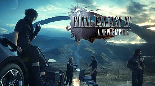 Final Fantasy XV on PC