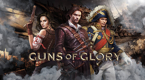 Guns of Glory auf dem PC