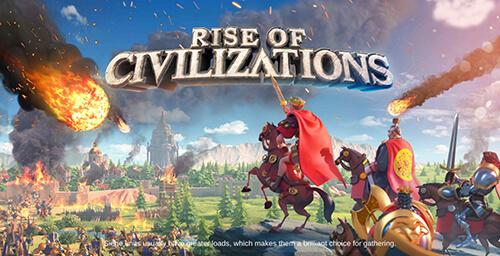 Rise of Civilizations auf dem PC