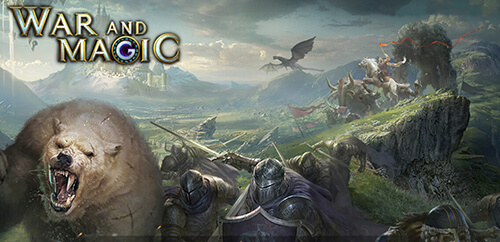 War and Magic auf dem PC
