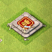 Barbarian King Town Hall 7