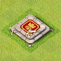 Barbarian King Town Hall 8