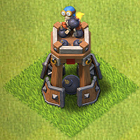 Bomb Tower Town Hall 8