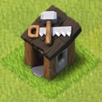 Builder's Hut Town Hall 7