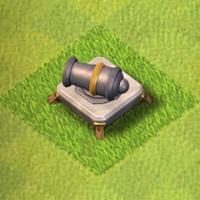 Kanone rathaus level 6