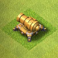 Kanone rathaus level 8