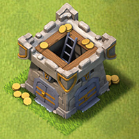 Clan Castle Town Hall 8