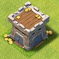 Clan Castle Town Hall 5