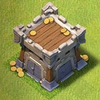 Clan Castle Town Hall 7