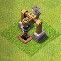 Dark Elixir Drill Town Hall 7