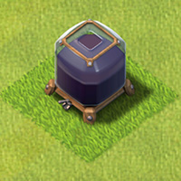 Dark Elixir Storage Town Hall 7