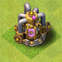 Elixir Collector Town Hall 5