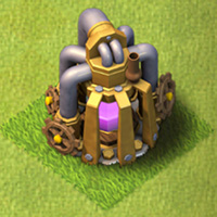 Elixir Collector Town Hall 7