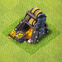 Goldmine rathaus level 8