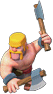 Raged Barbarian 5-8 lvl