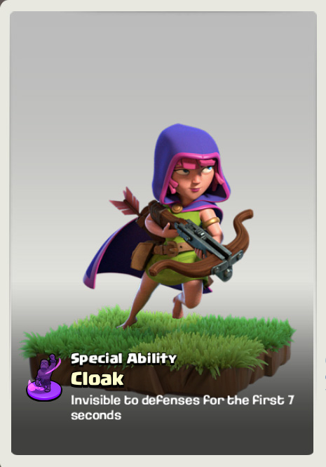 Sneaky Archer Clash of Clans