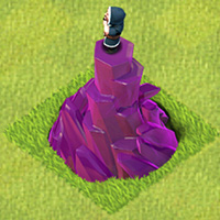 Wizard Tower Hall 8