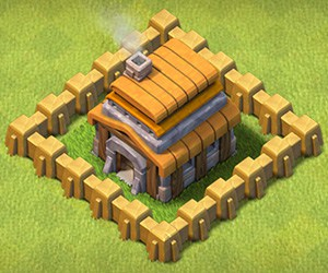 COC RH 5 Base Clash of Clans