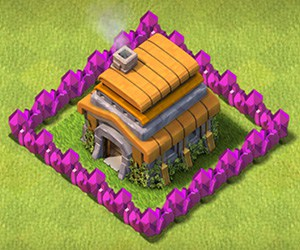 COC RH 6 Base Clash of Clans