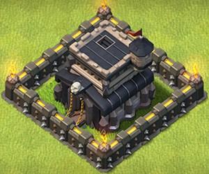 COC RH 9 Base Clash of Clans