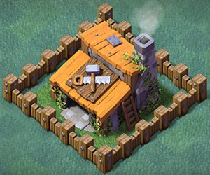 COC Base builder 3 Clash of Clans