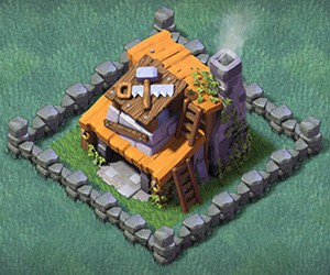 COC Base meisterhütte 4 Clash of Clans