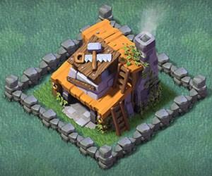 COC Base meisterhütte 4 Clash of Clans
