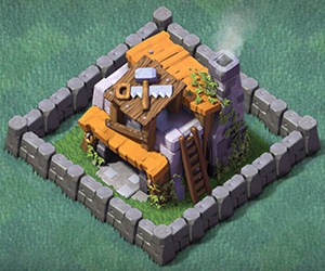 COC Base meisterhütte 5 Clash of Clans