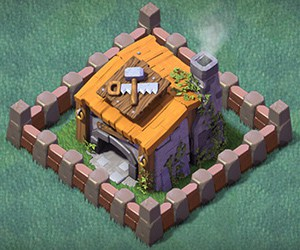 COC Base builder 6 Clash of Clans