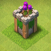 Archer Tower Town Hall 6