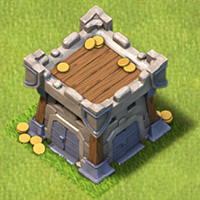 Clan Castle Town Hall 6