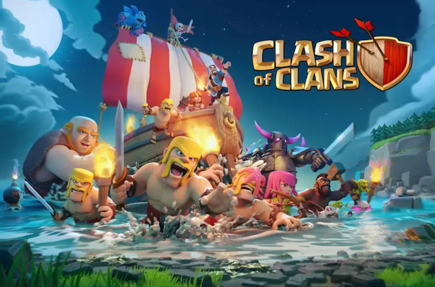 Download Clash of Clans on PC