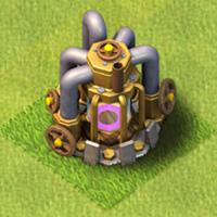 Elixir Collector Town Hall 6