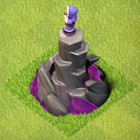 Wizard Tower Hall 6