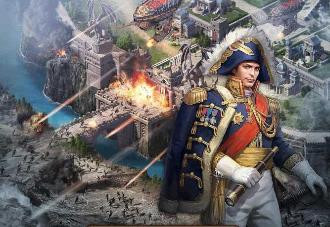 Guns of Glory on PC