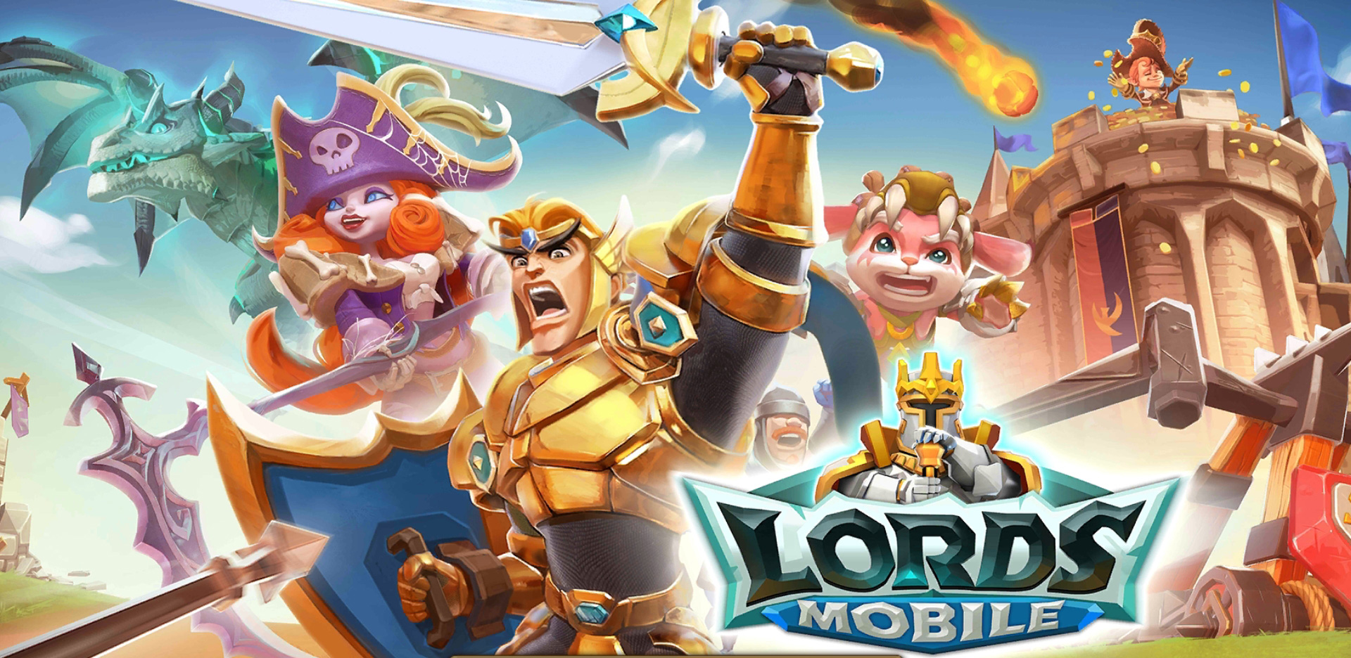 Download Lords Mobile on PC