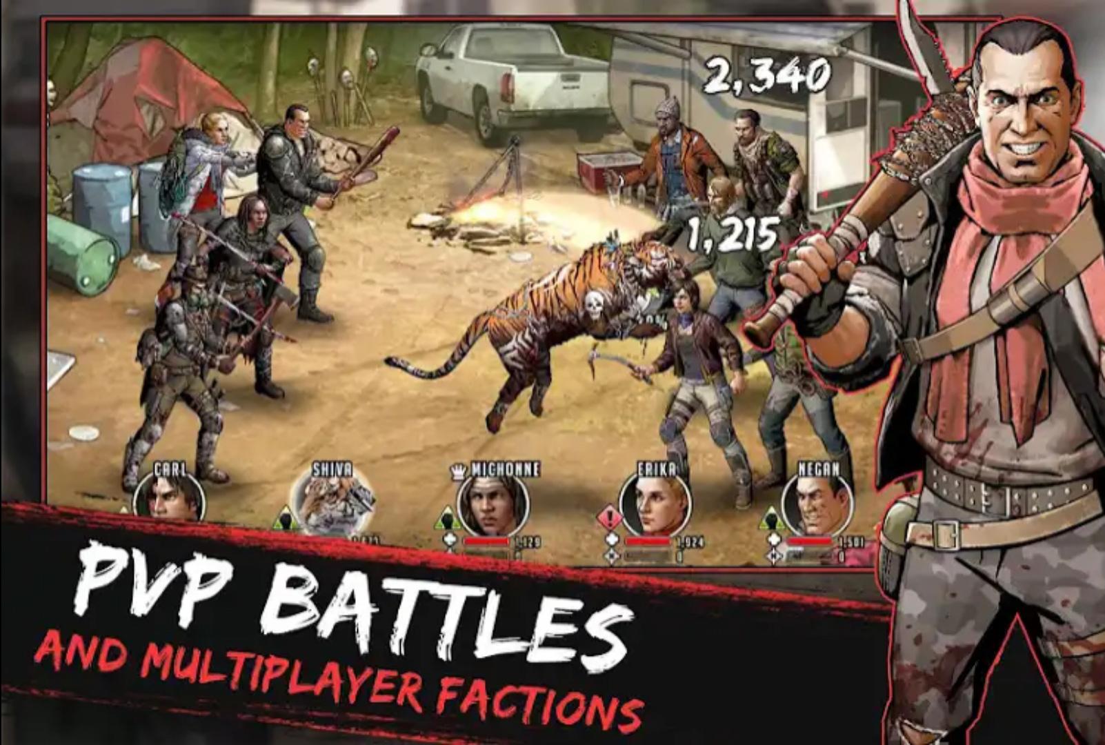 The Walking Dead on PC