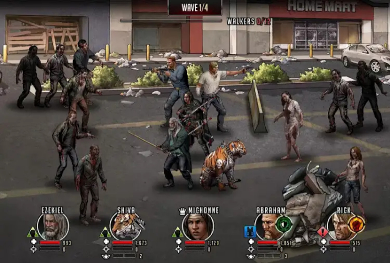 The Walking Dead on PC