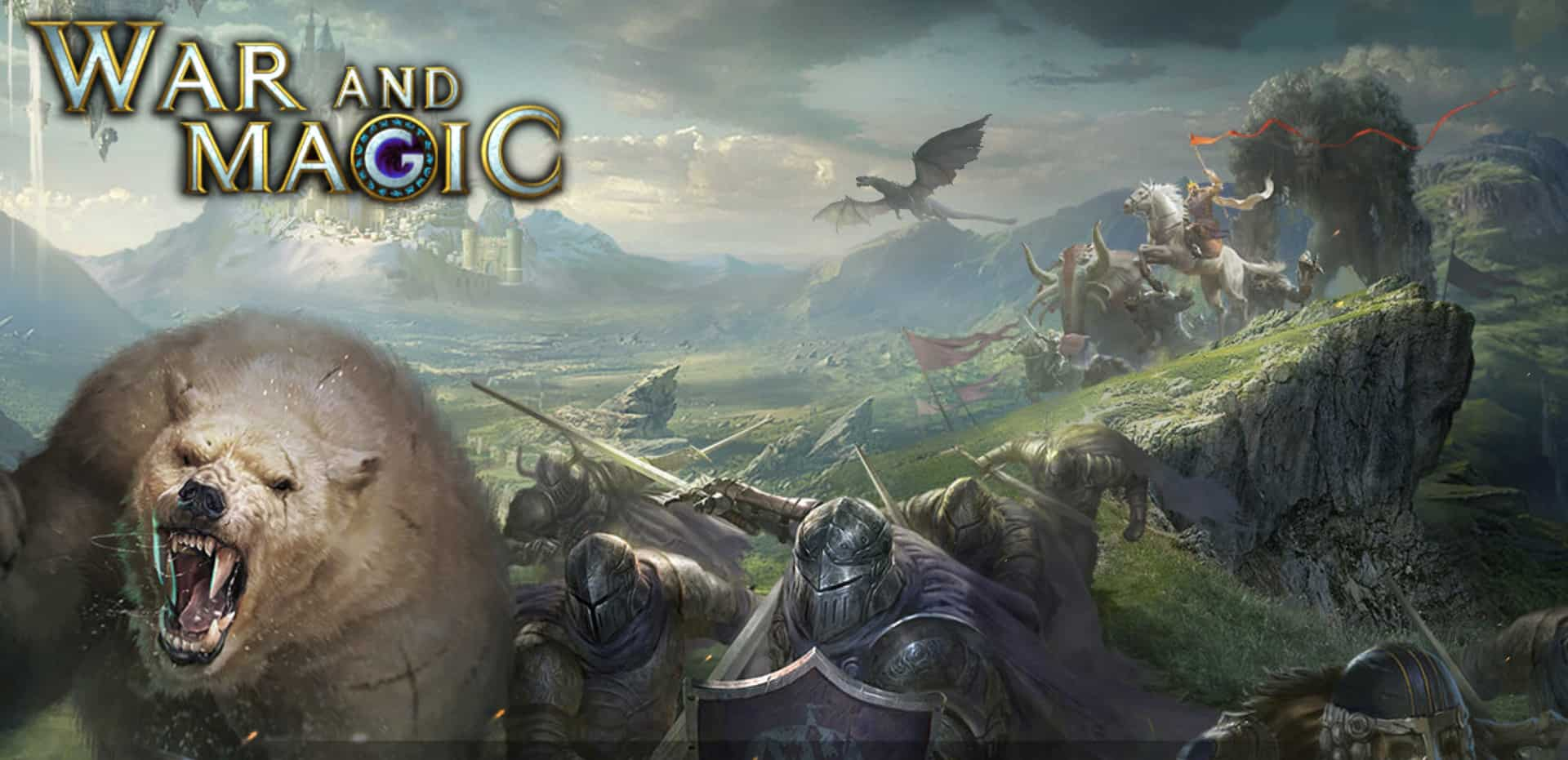Download War and Magic on PC