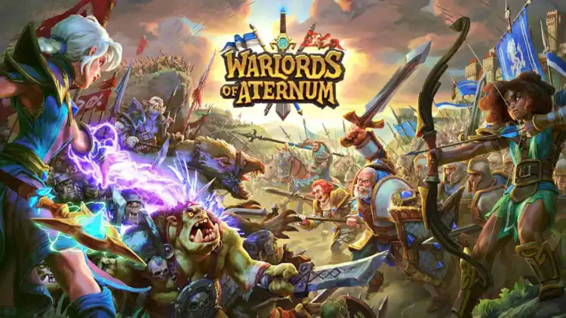Download Warlords of Aternum on PC