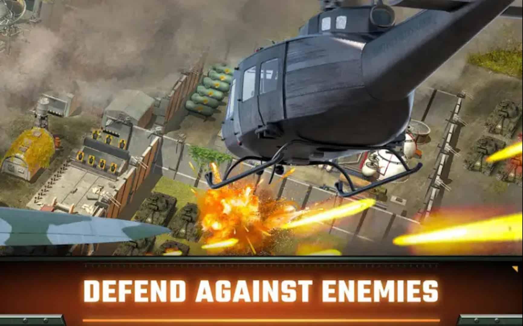 World War Rising on PC